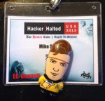 Hacker Halted 2013 Badge